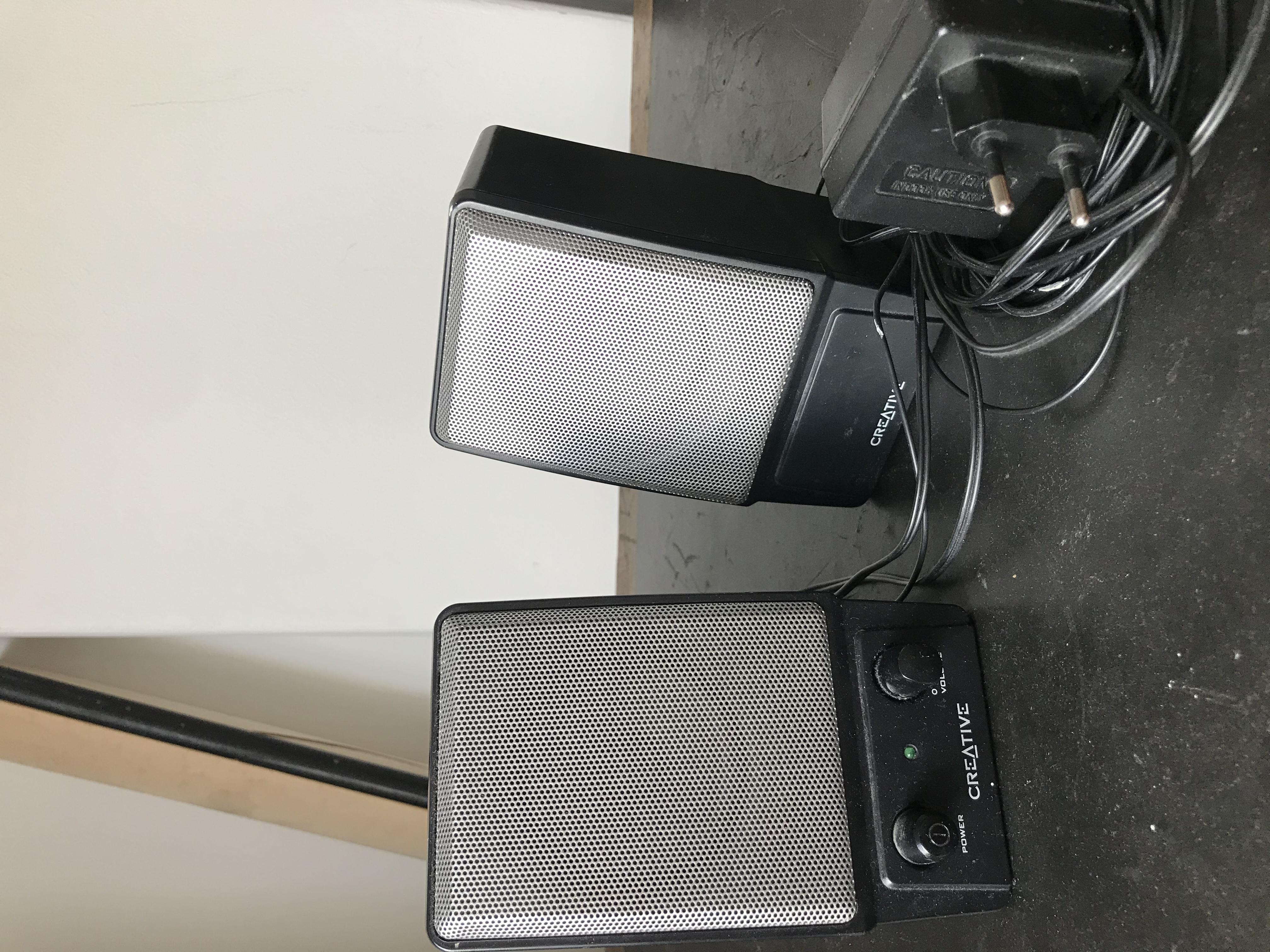 Lautsprecher für Computer und co tauschen