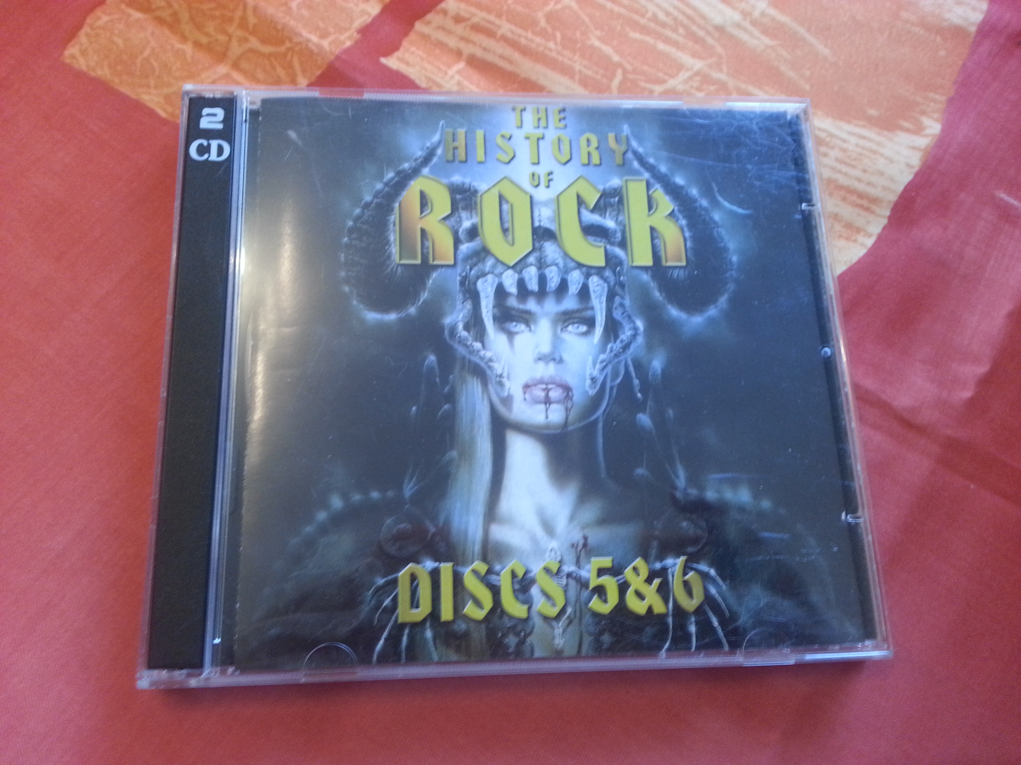 CD: the history of rock kostenlos