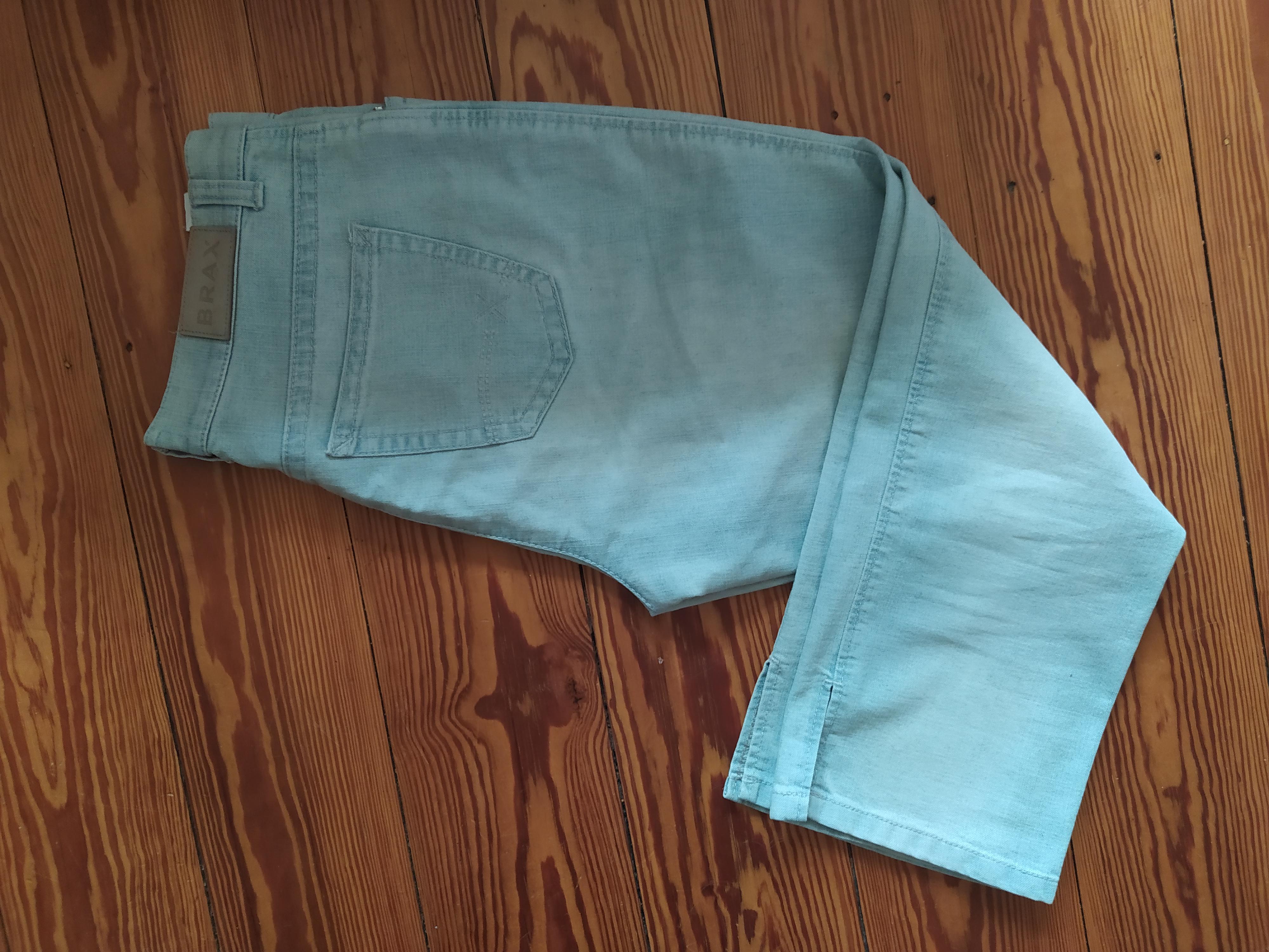 3/4 Jeans von Brax Gr. 40  tauschen