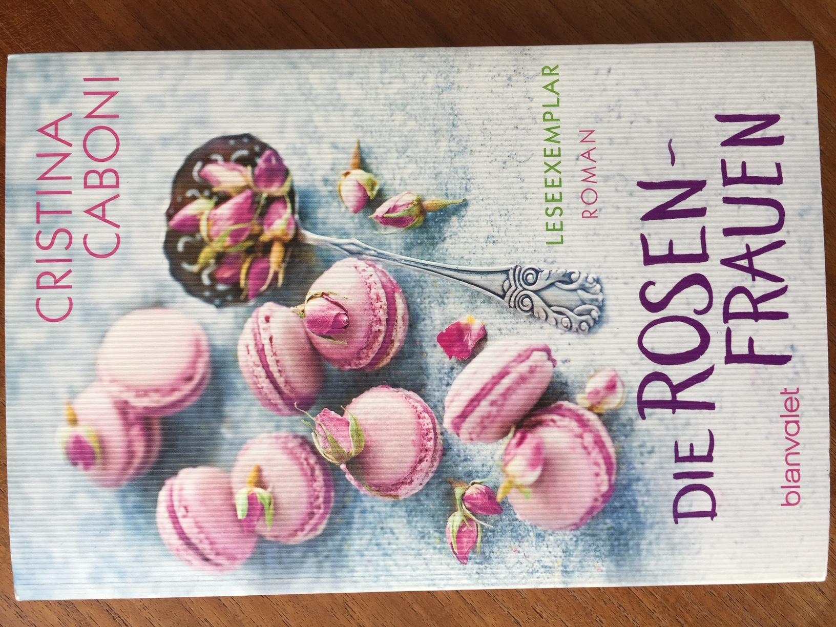 """Roman """"Die Rosen Frauen"""" tauschen"""