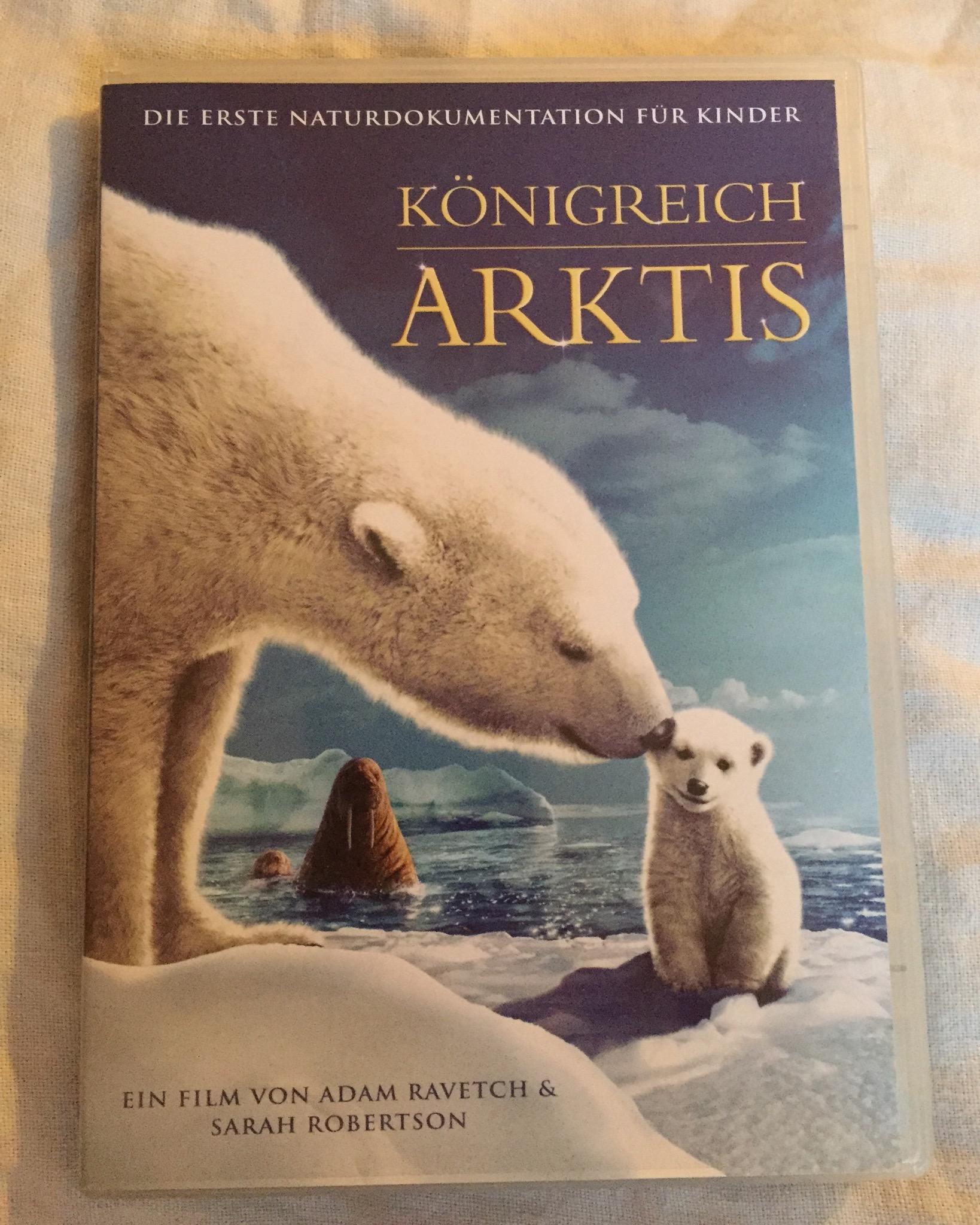 DVD Arktis tauschen