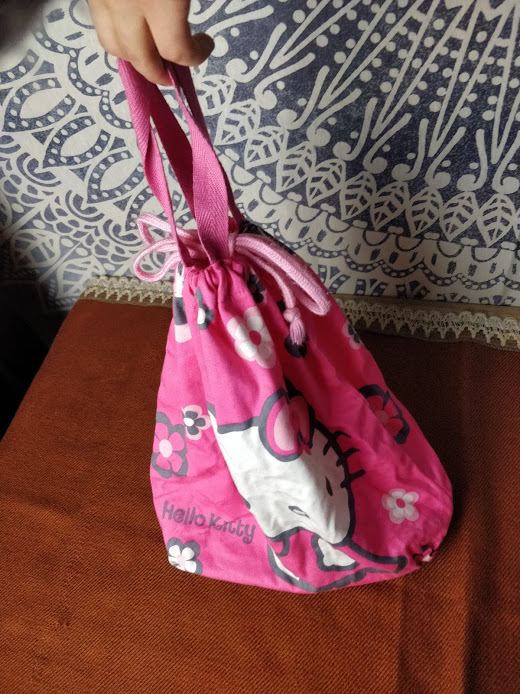 Hello Kitty Beutel kostenlos