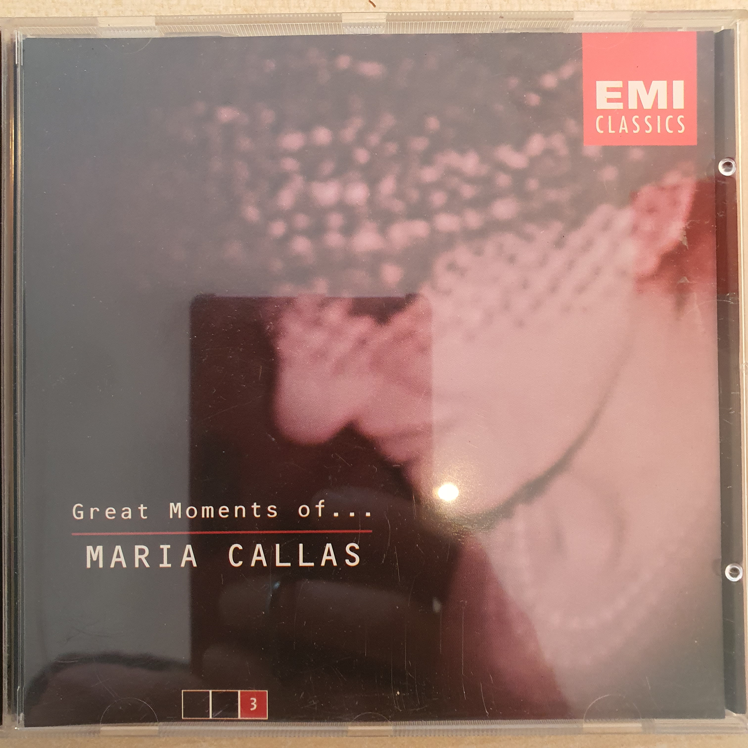 CD Maria Callas Great Moments kostenlos