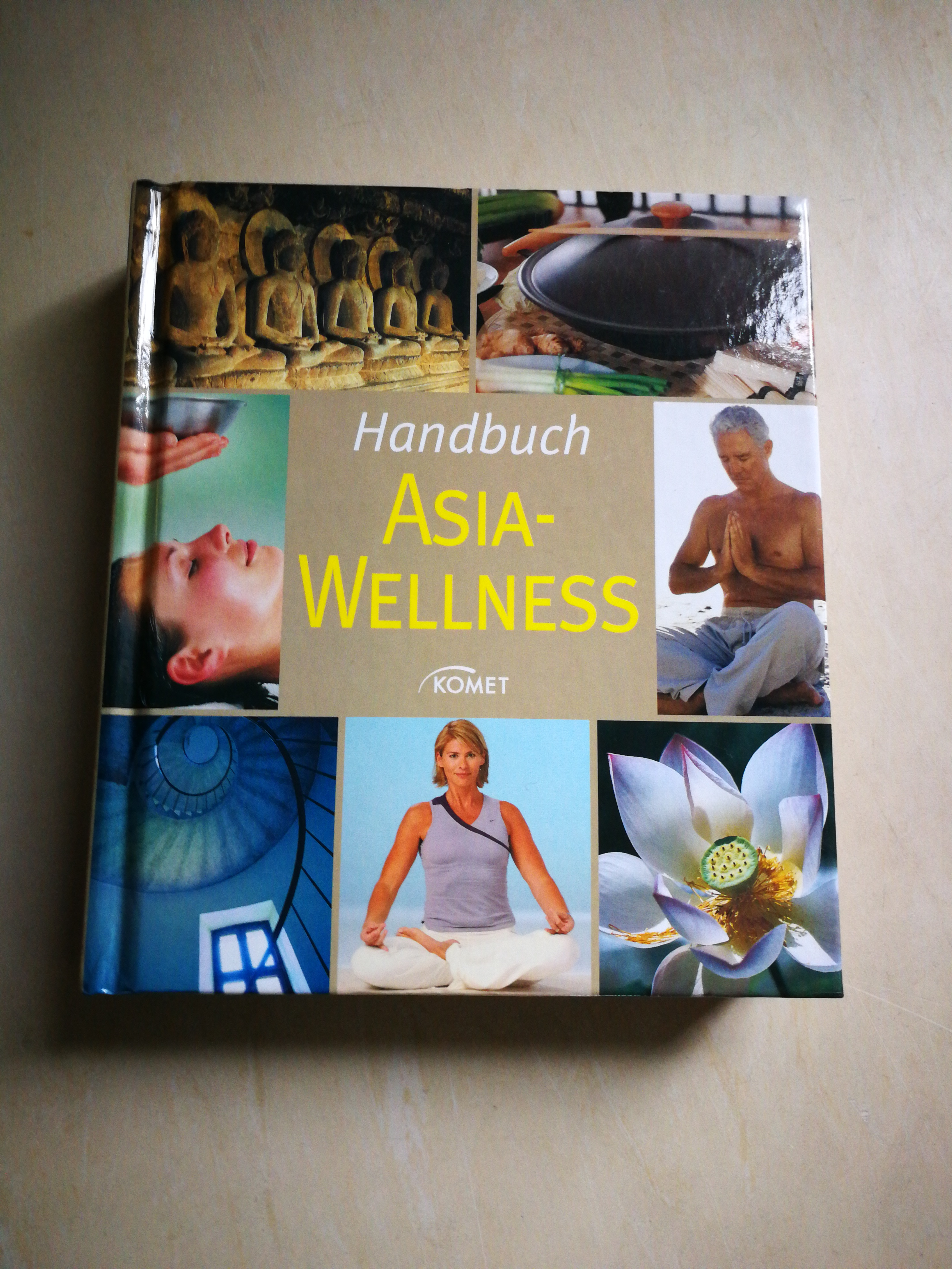 Asia Wellness Buch tauschen