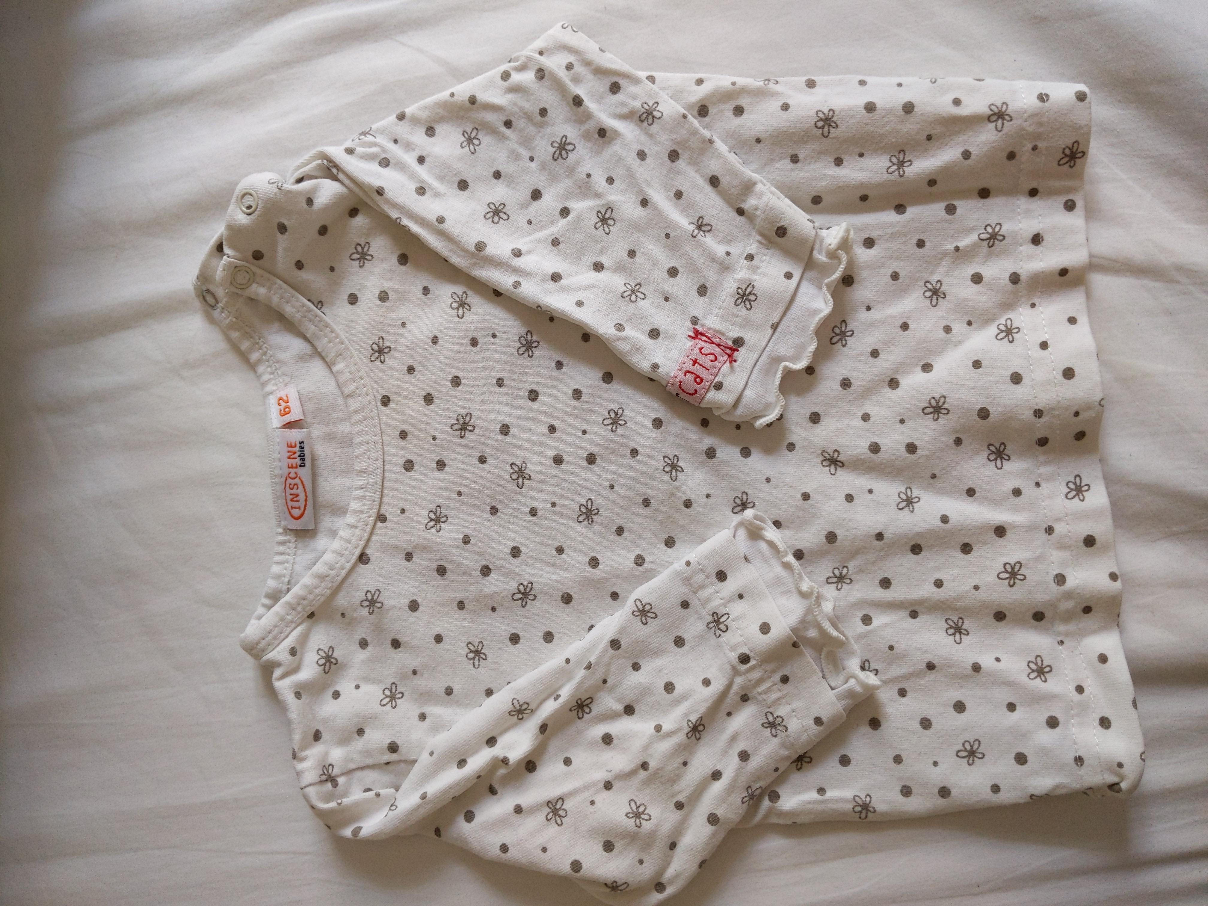 Baby Shirt tauschen