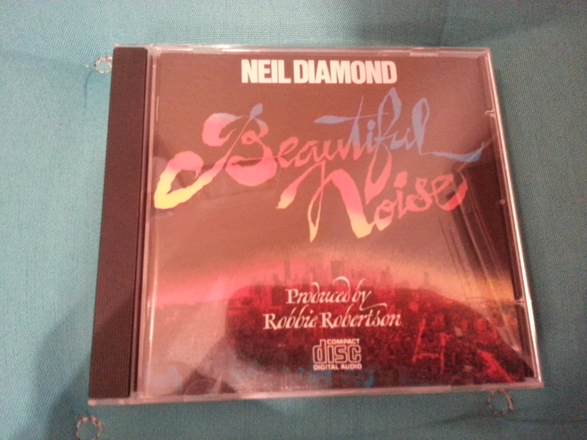 CD Neil Diamond Beautiful Noise kostenlos