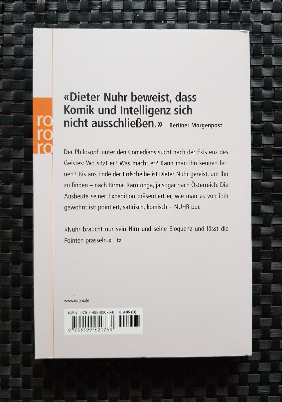 Dieter Nuhr Intelligentes Leben kostenlos
