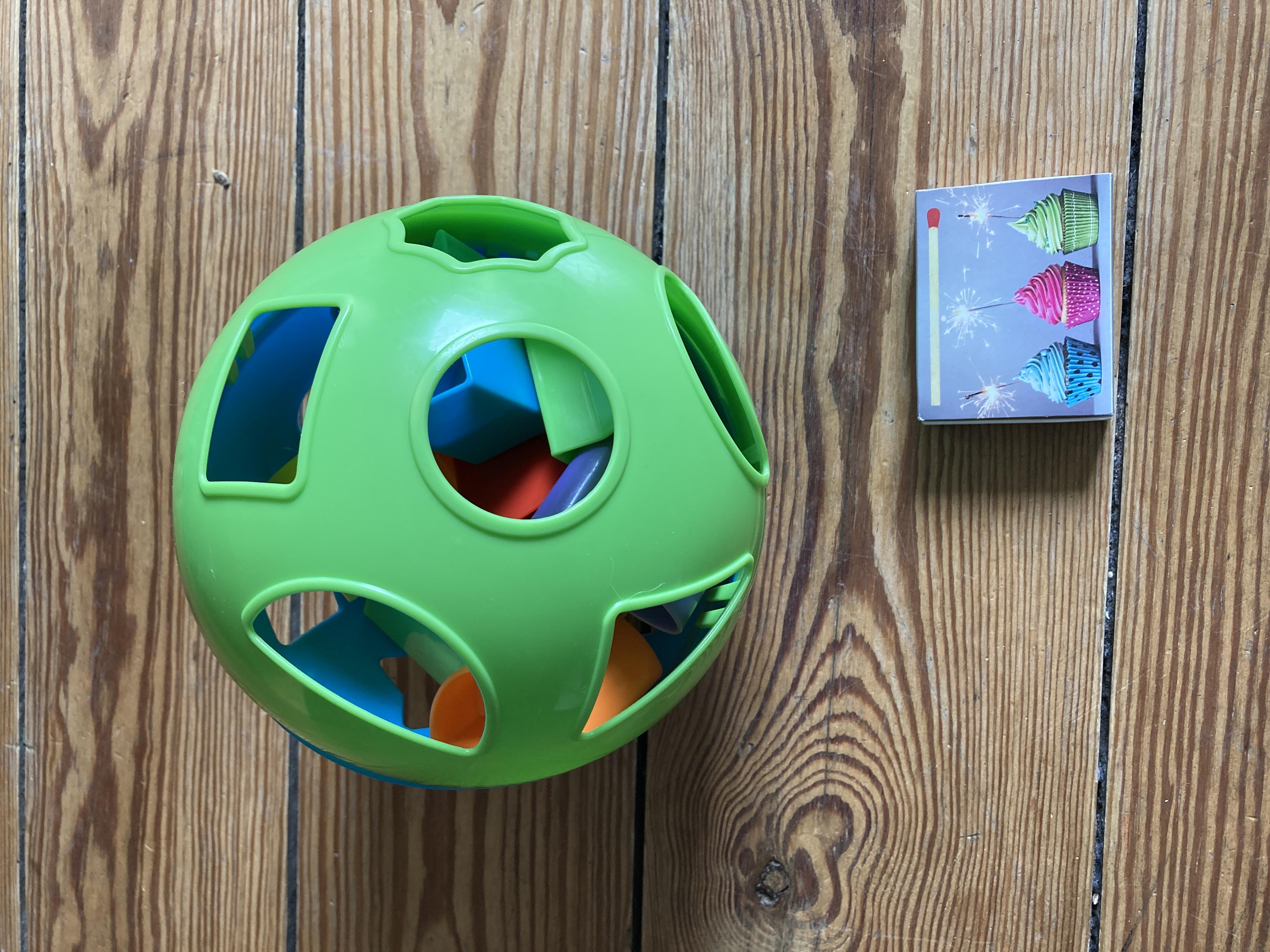 Puzzle Spiel Ball  tauschen