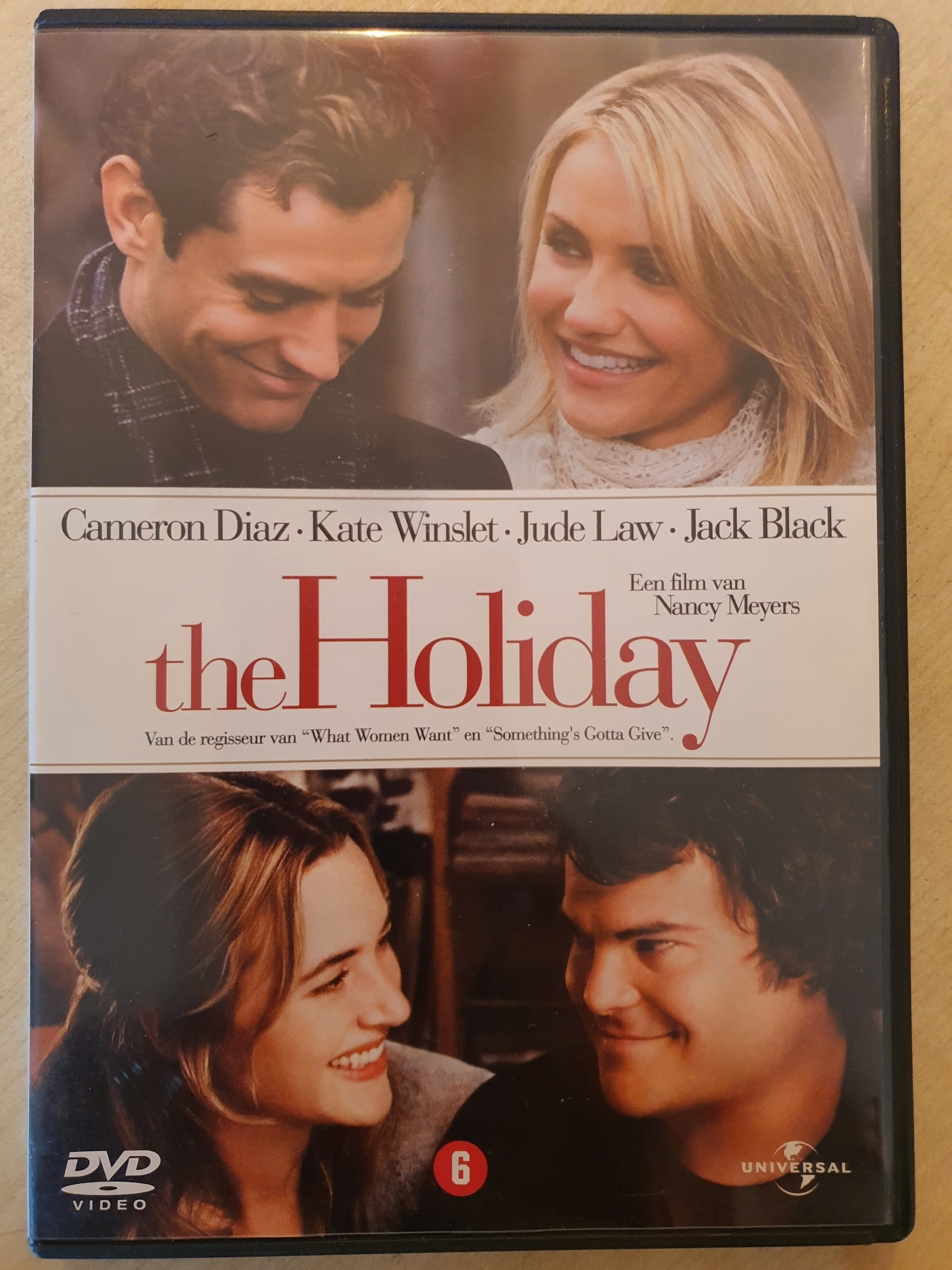 DVD The Holiday kostenlos