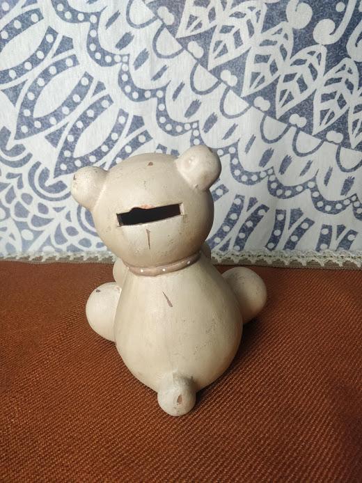 Spardose Teddy kostenlos