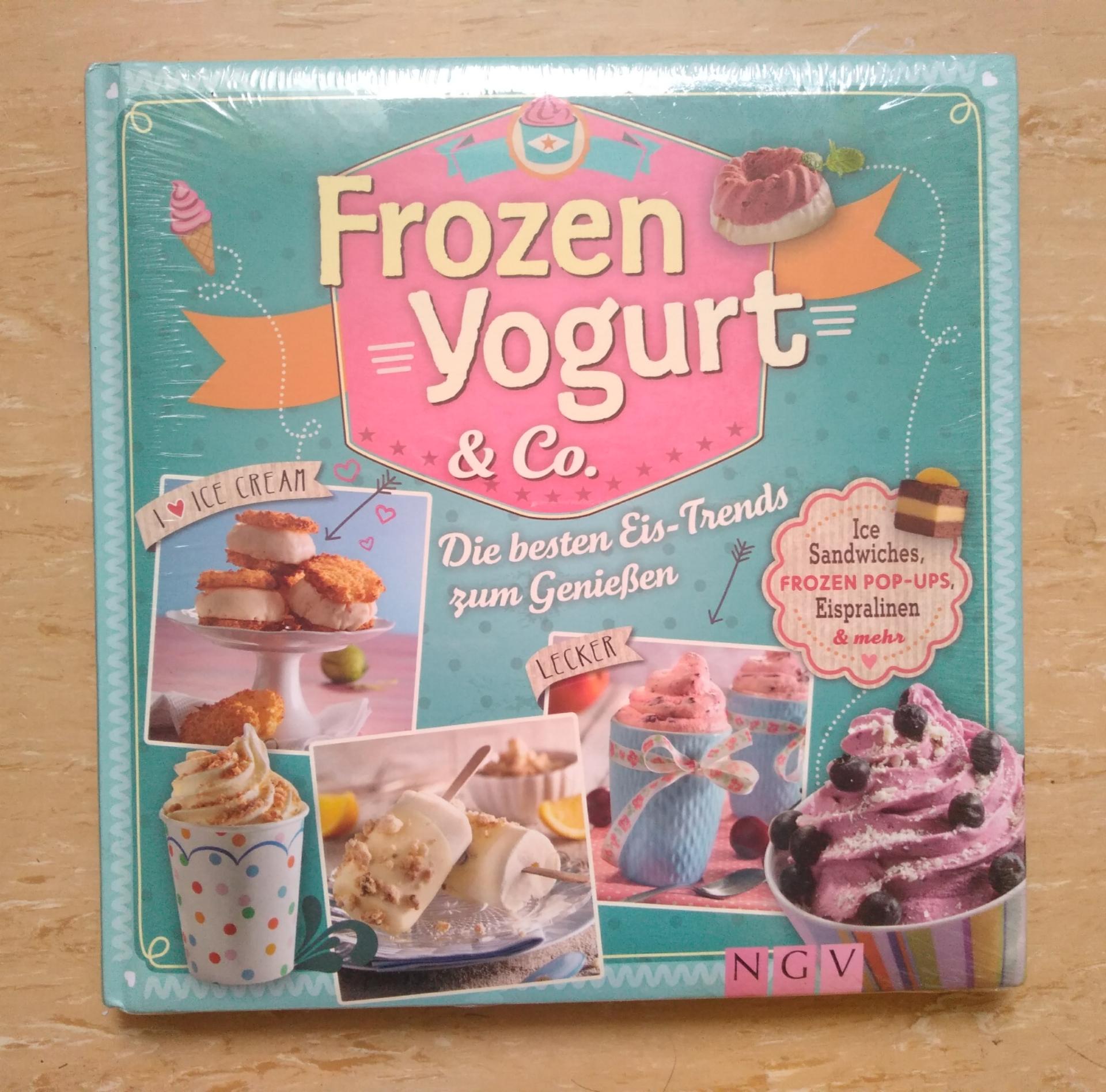 Frozen Yogurt & Co tauschen