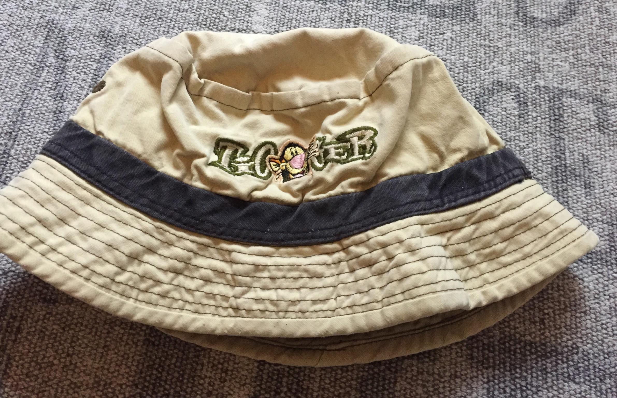 Disney Mütze Tigger tauschen