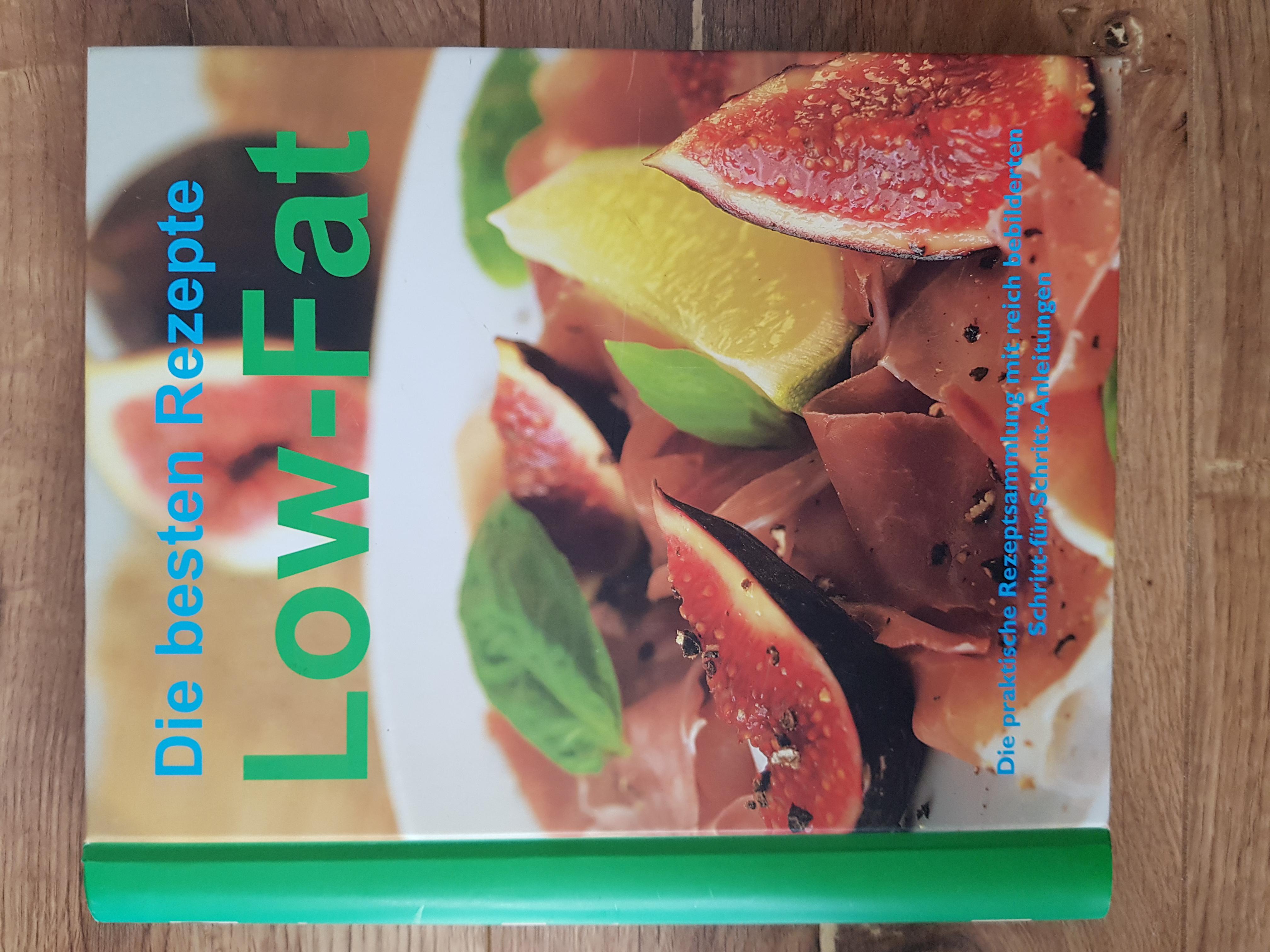 Kochbuch Low-Fat tauschen