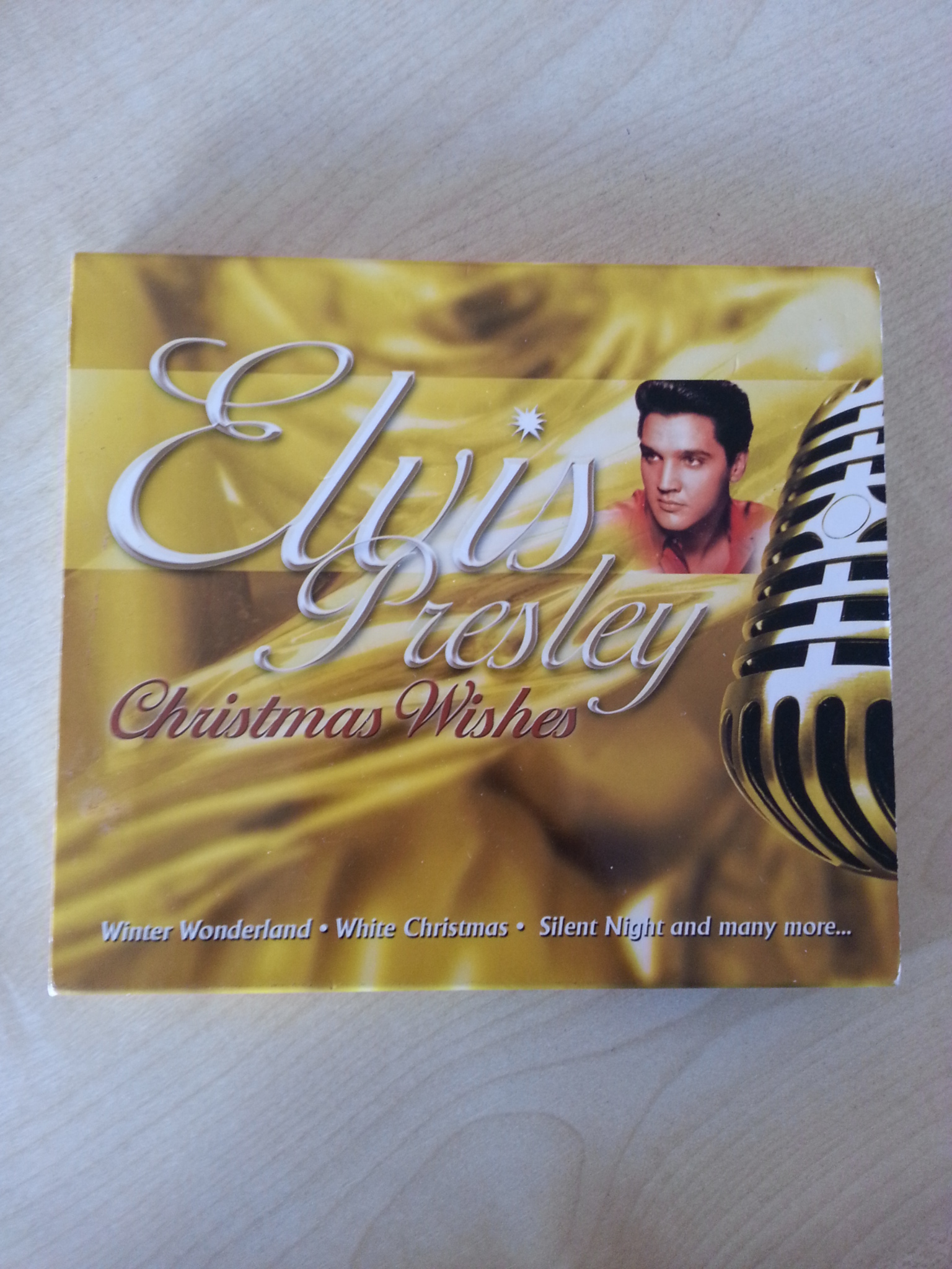 "CD ""Elvis Presley-Christmas Wishes"" kostenlos"