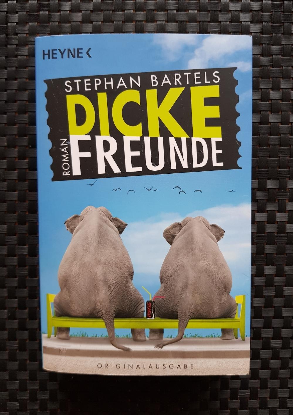 Stephan Bartels Dicke Freunde tauschen