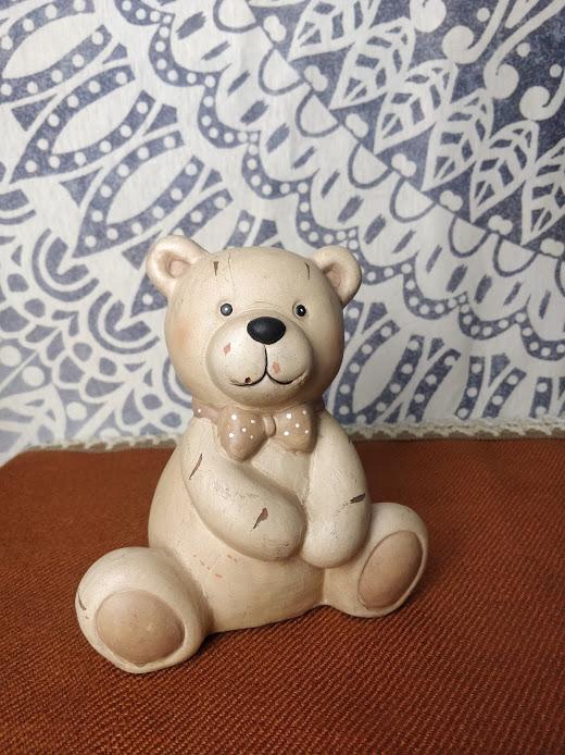 Spardose Teddy tauschen