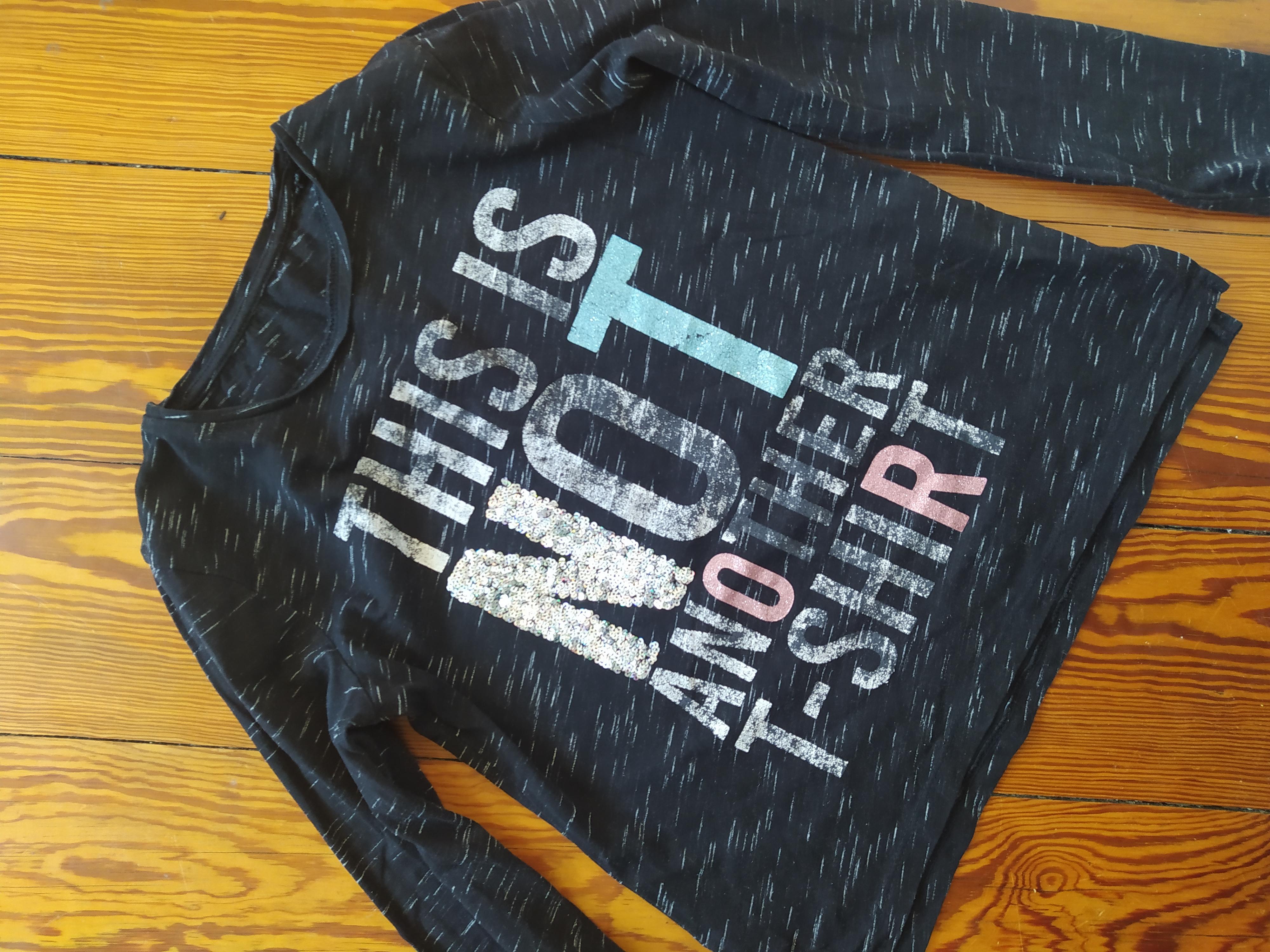 Mädchen Shirt 134/140 tauschen