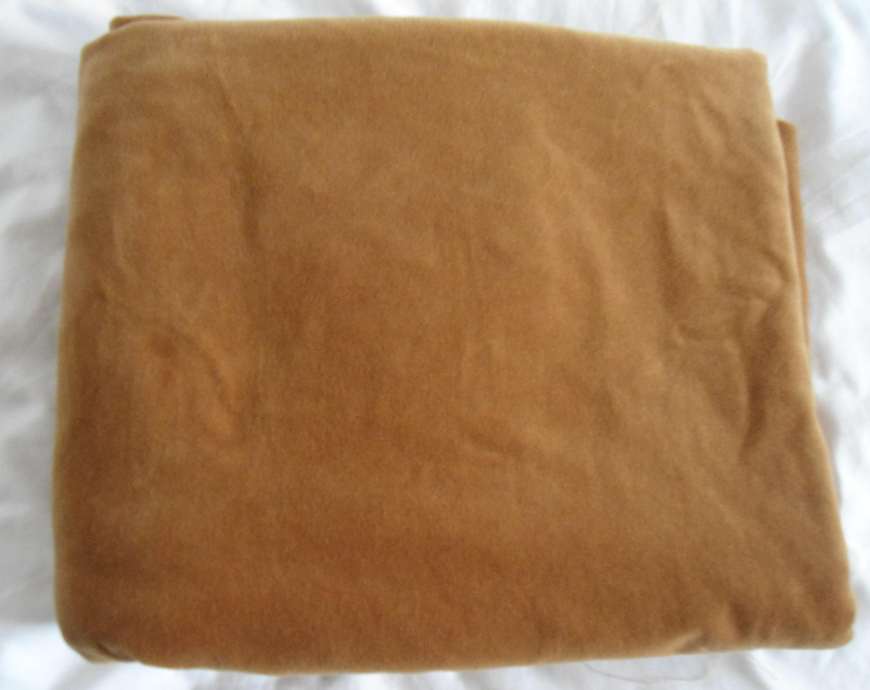 Baumwollsamtstoff tauschen