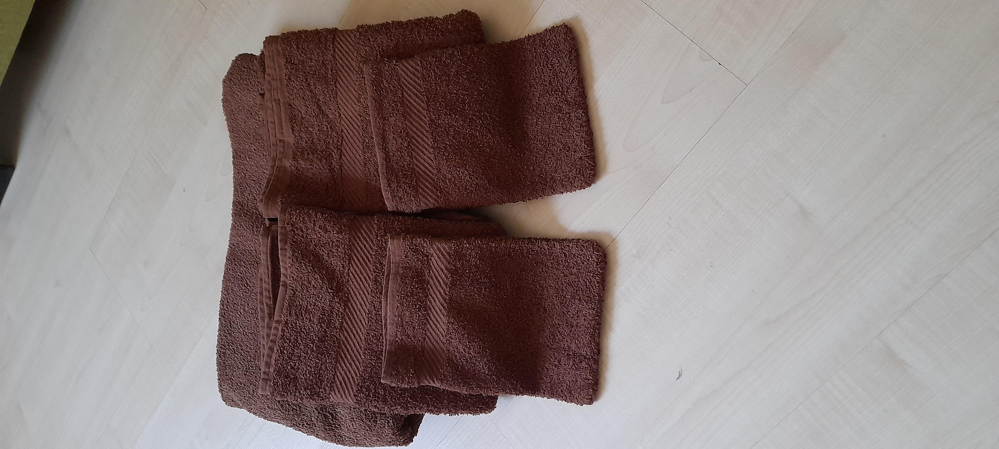 5tlg Handtücher Set tauschen