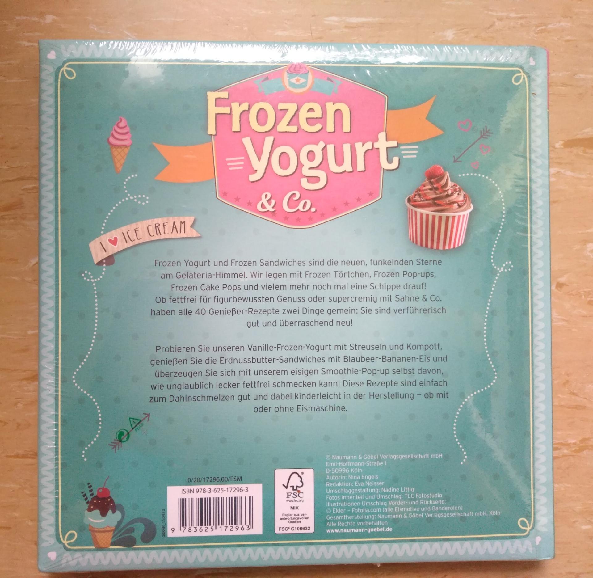 Frozen Yogurt & Co kostenlos