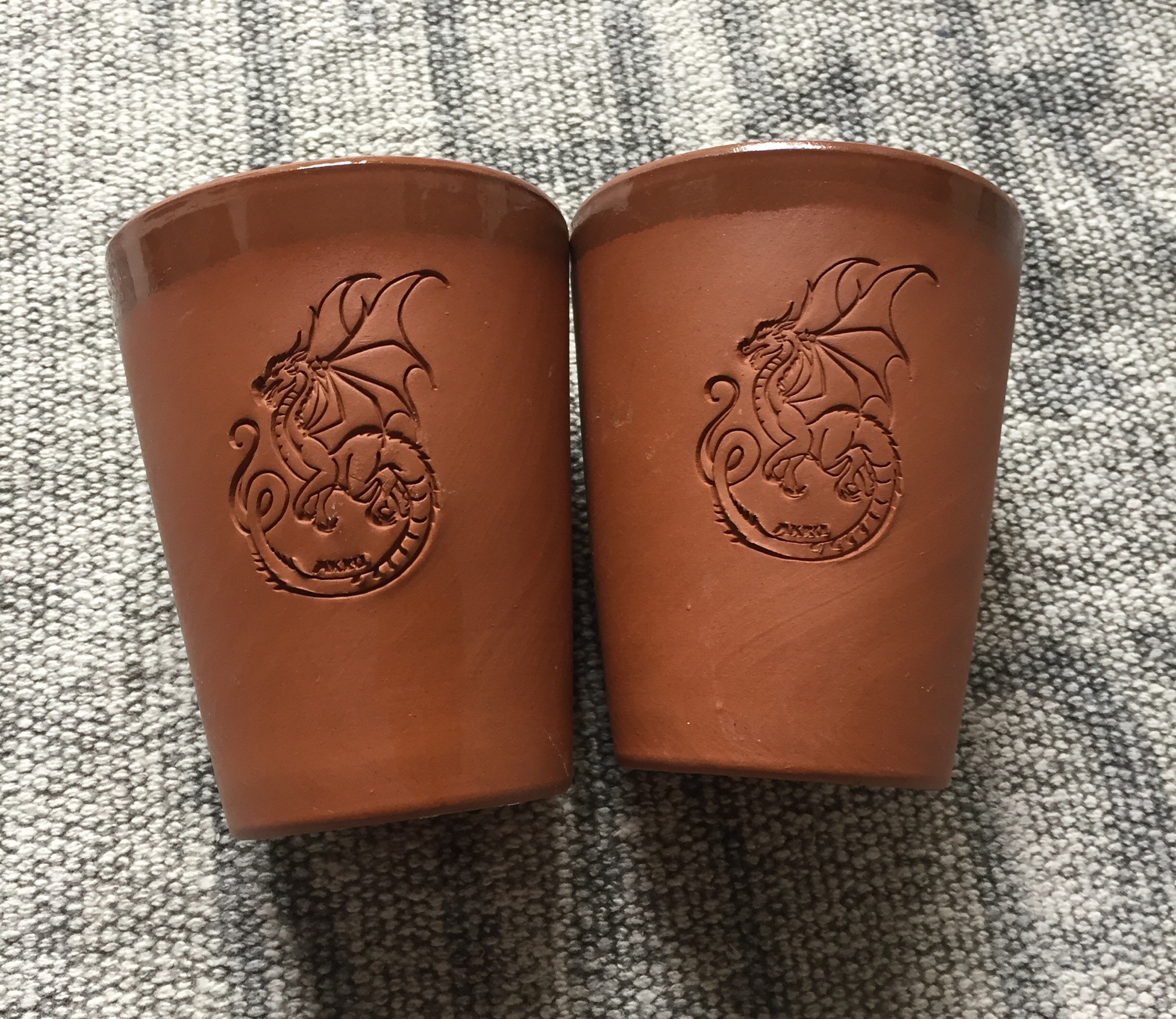 Keramikbecher tauschen