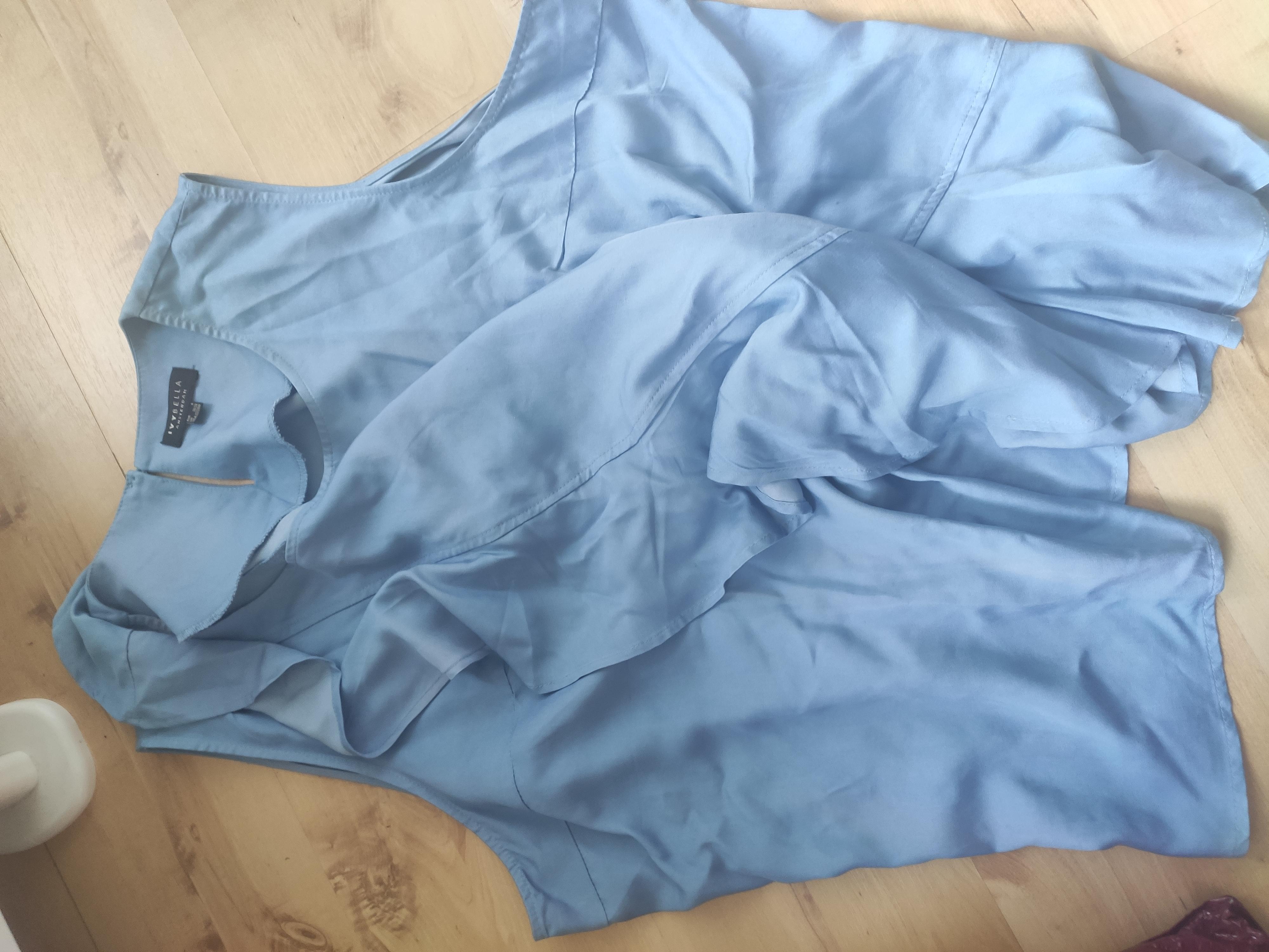 Shirt hellblau XL tauschen
