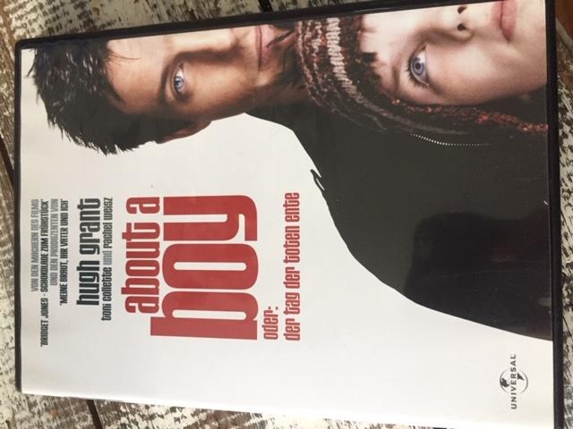 "DVD ""About a boy"" tauschen"