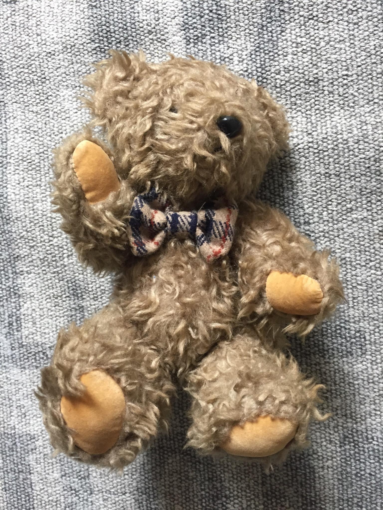 Teddy tauschen