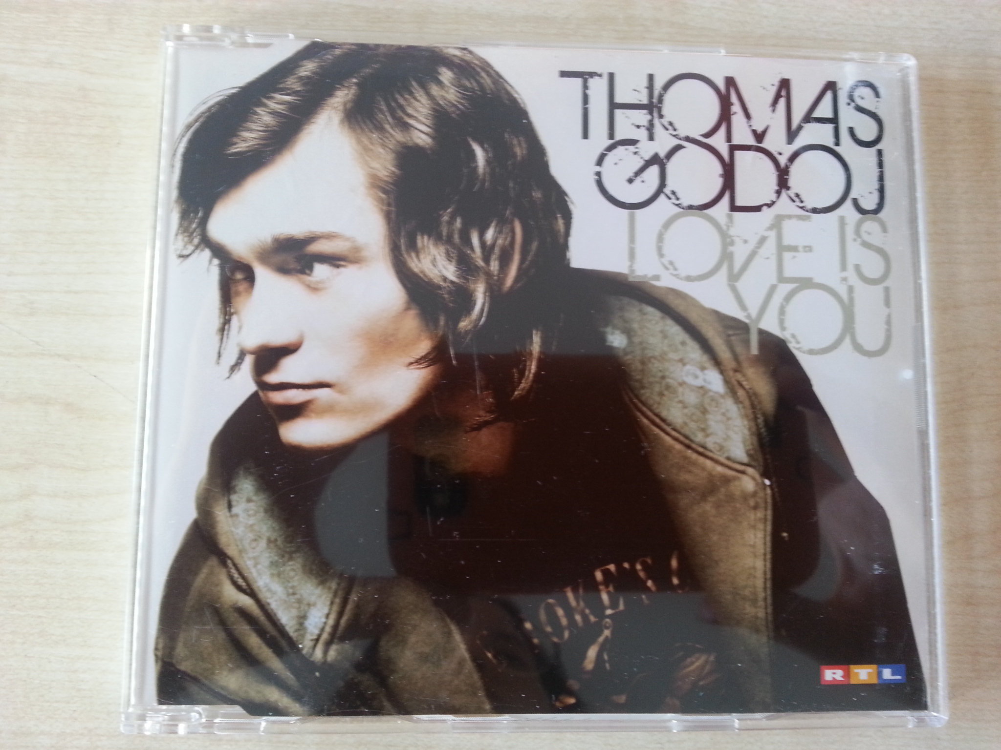 CD: Thomas Godoj - Love is you kostenlos