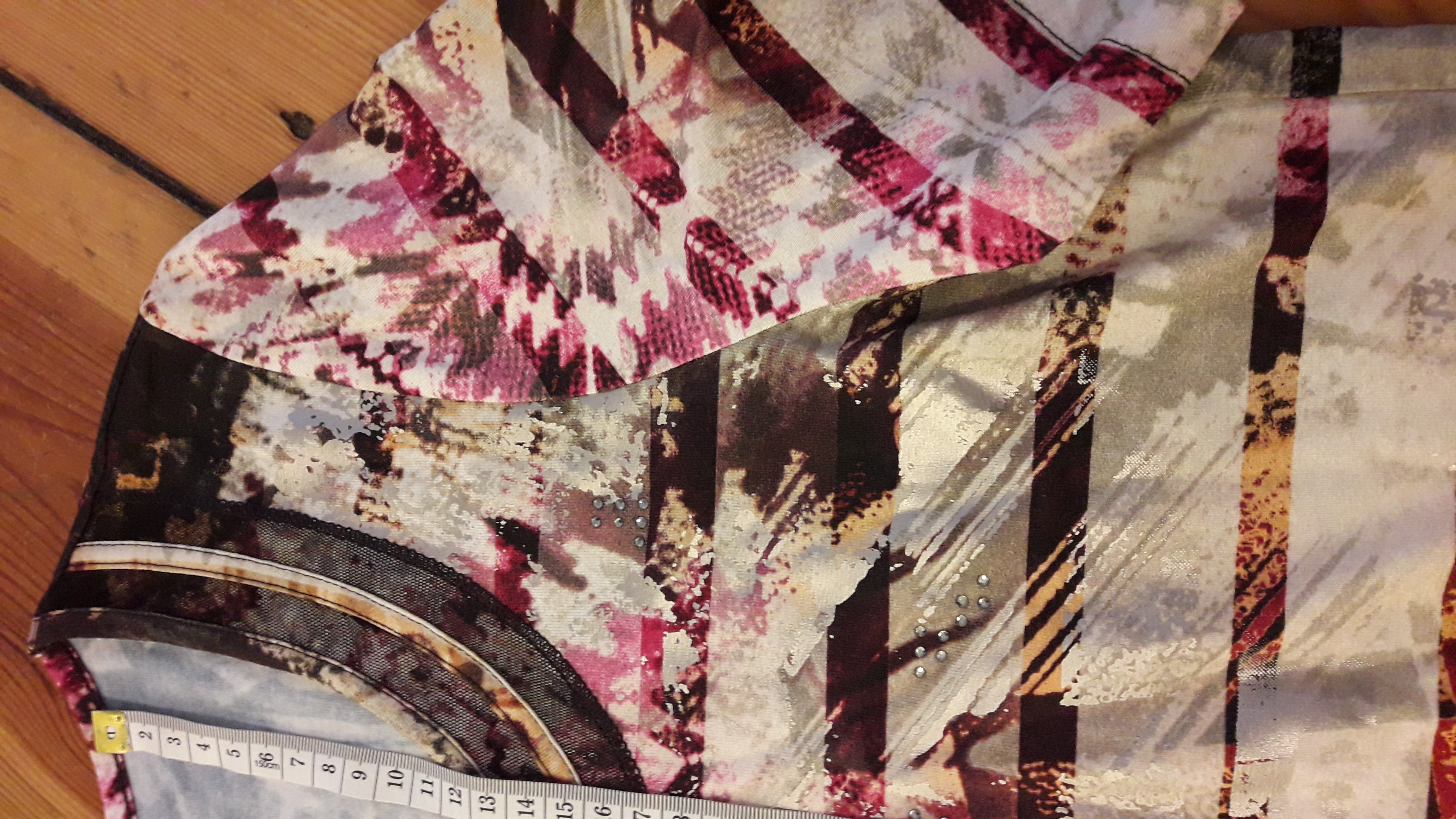 T-shirt strass&Schimmer Bonita40 kostenlos