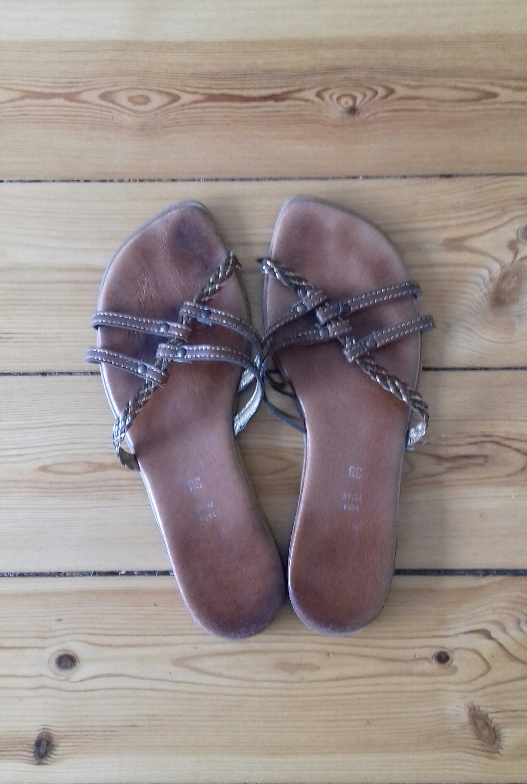 Damen Schuhe Sandalen 38 tauschen