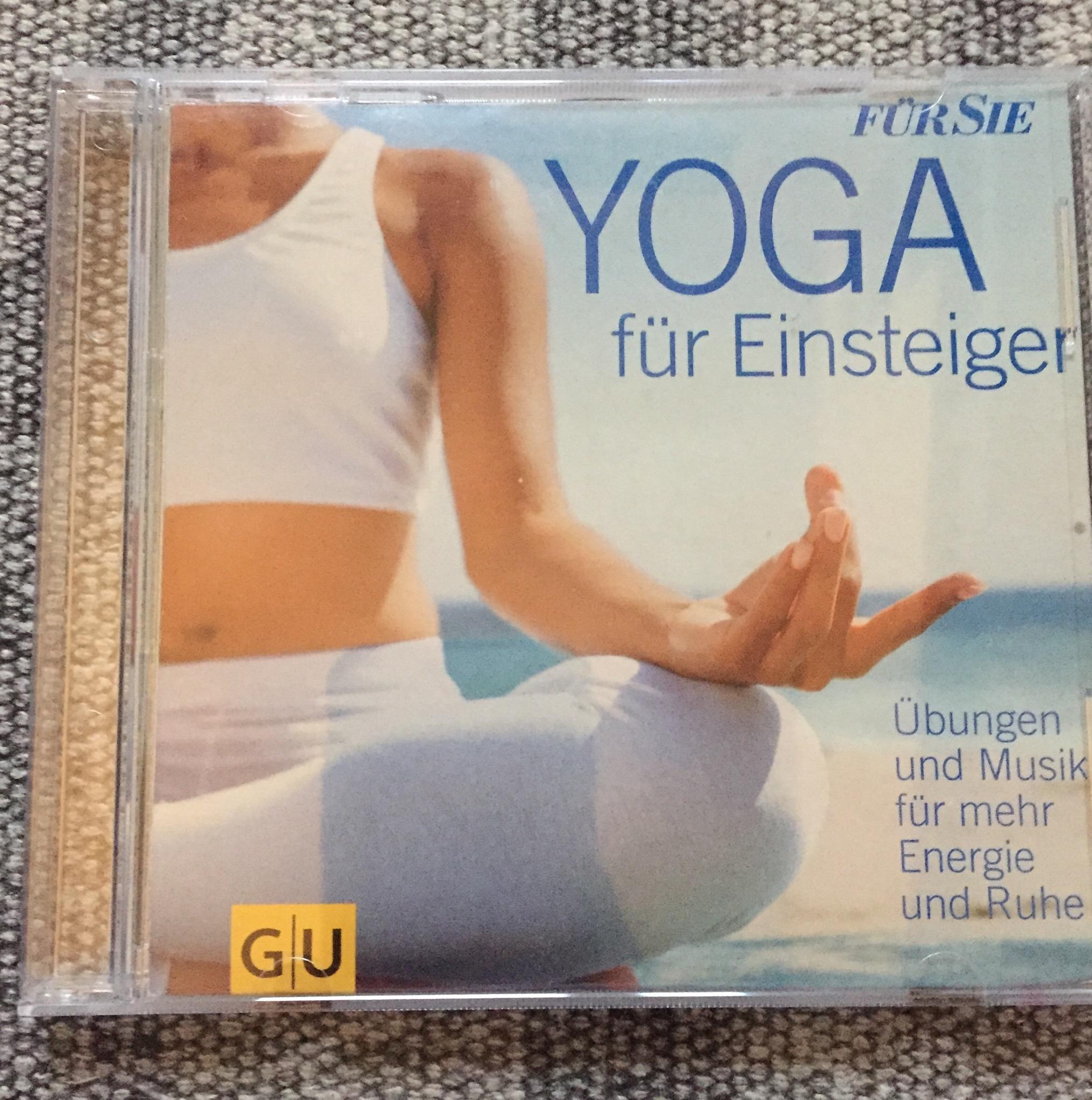 CD Yoga für Einsteiger tauschen