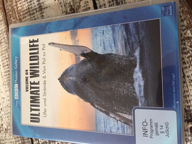 """DVD """"Ultimate Wildlife"""" Vol 4 tauschen"""