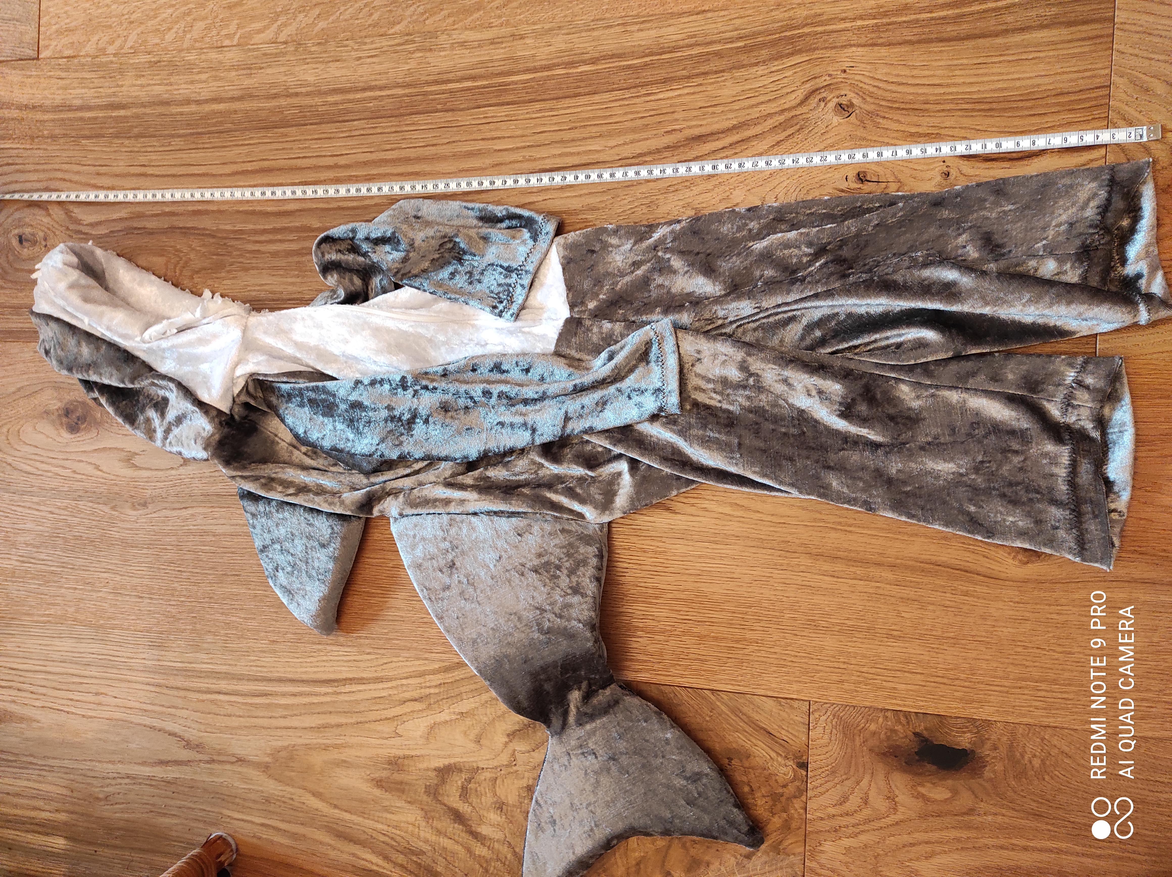 Haifischkostüm kostenlos