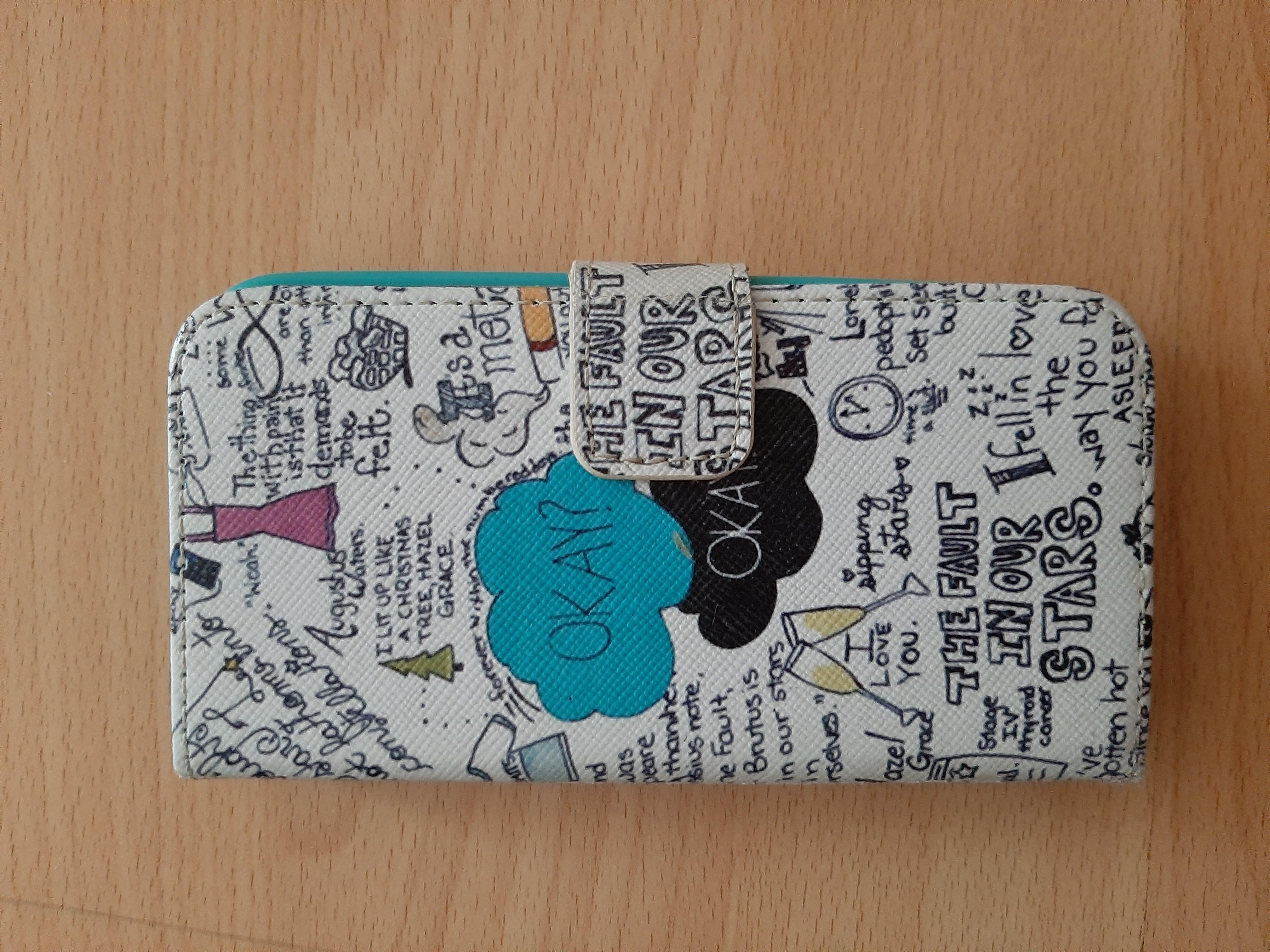 Handyhülle Samsung S4 mini tauschen
