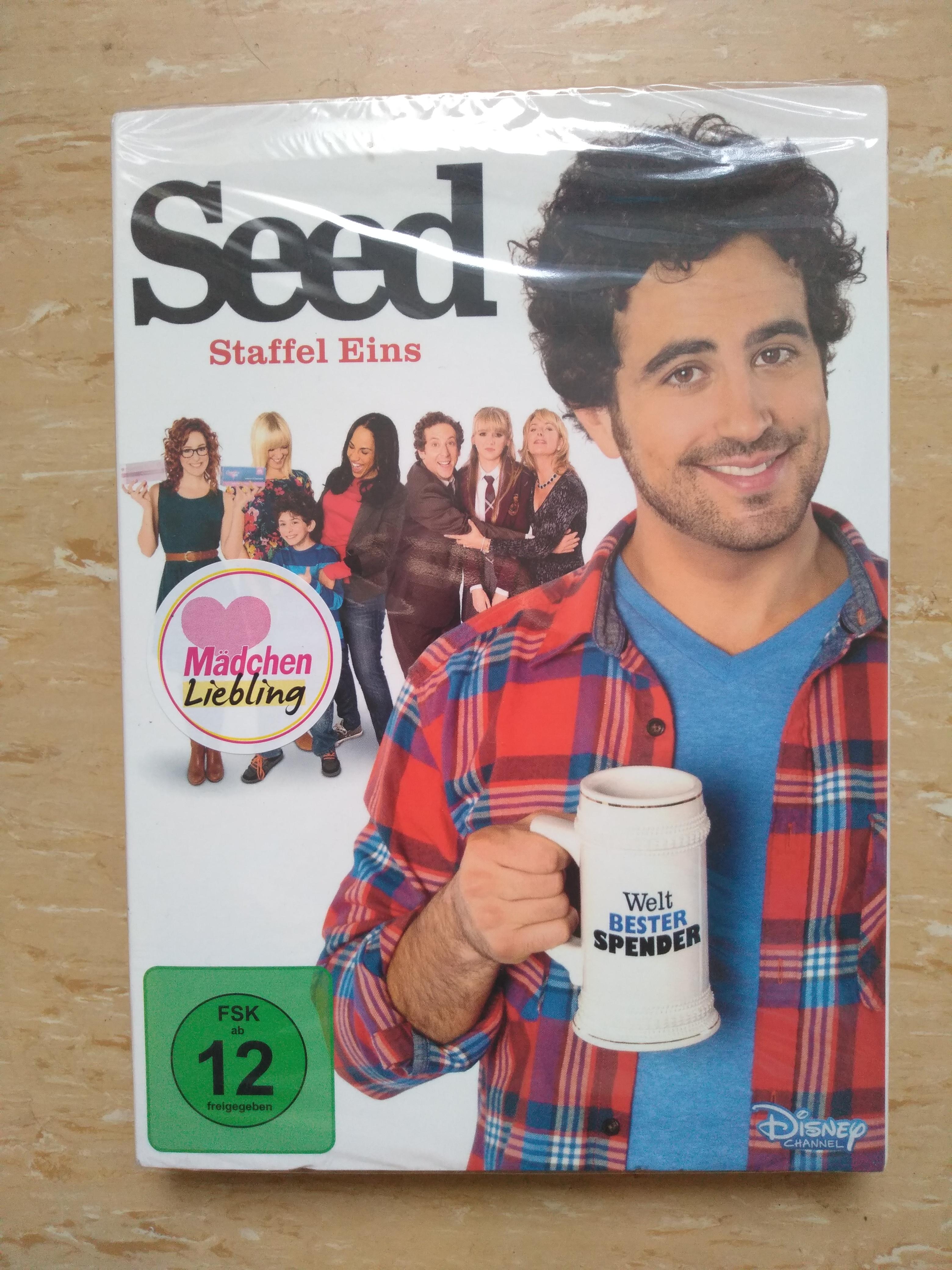 """DVD """" Seed """" Staffel Eins tauschen"""