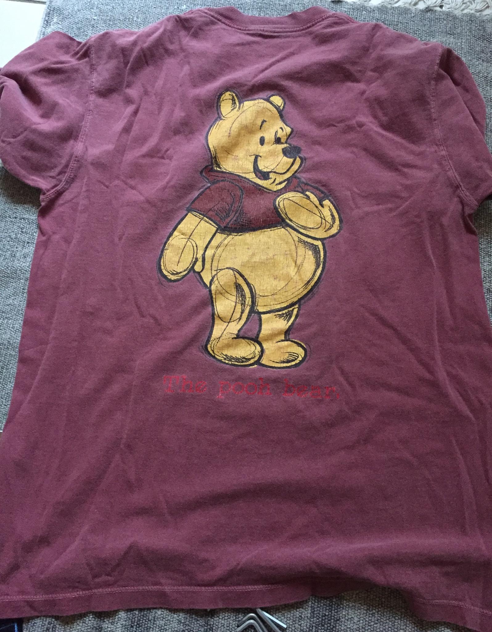 Tshirt Pu der Bär tauschen