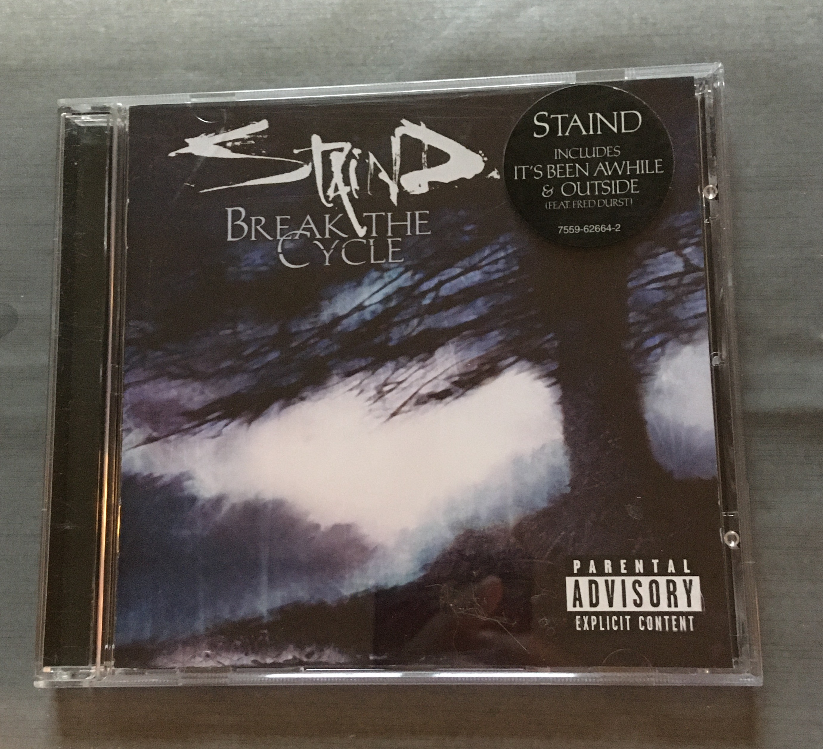 CD Staind - Break The Cycle kostenlos