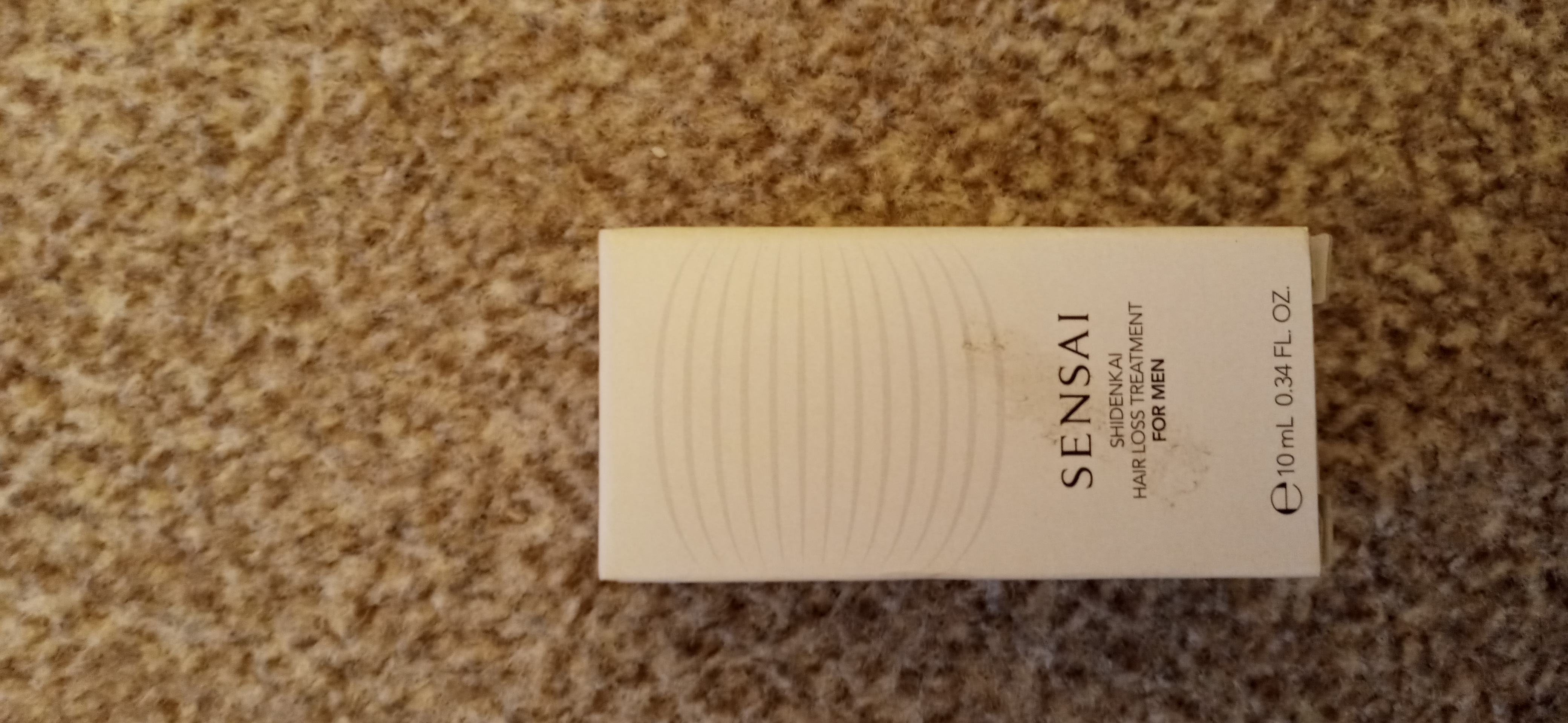 Sensai Hairloss Treatment 10 ml tauschen