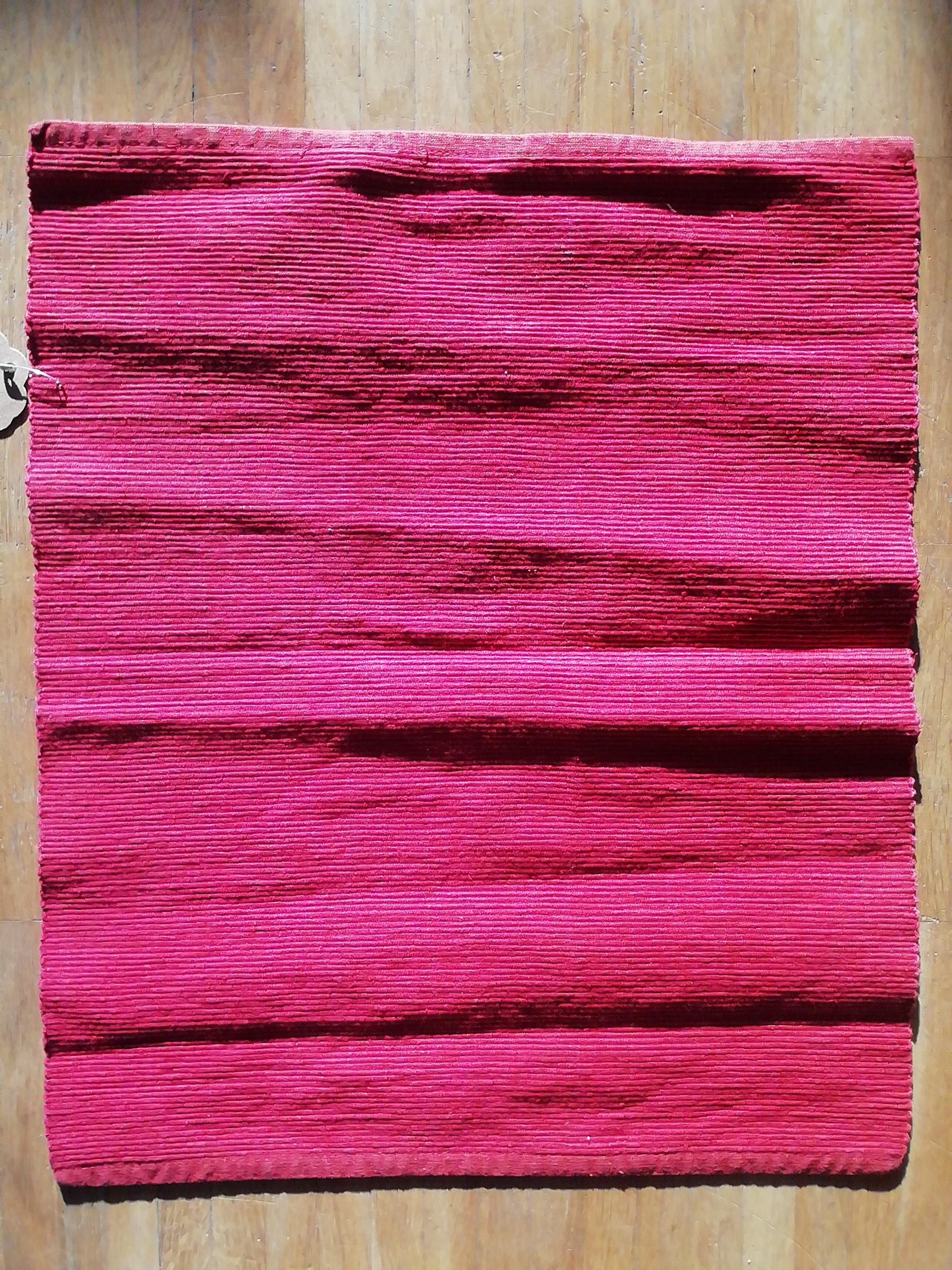 1 Set in rot, waschbar  tauschen