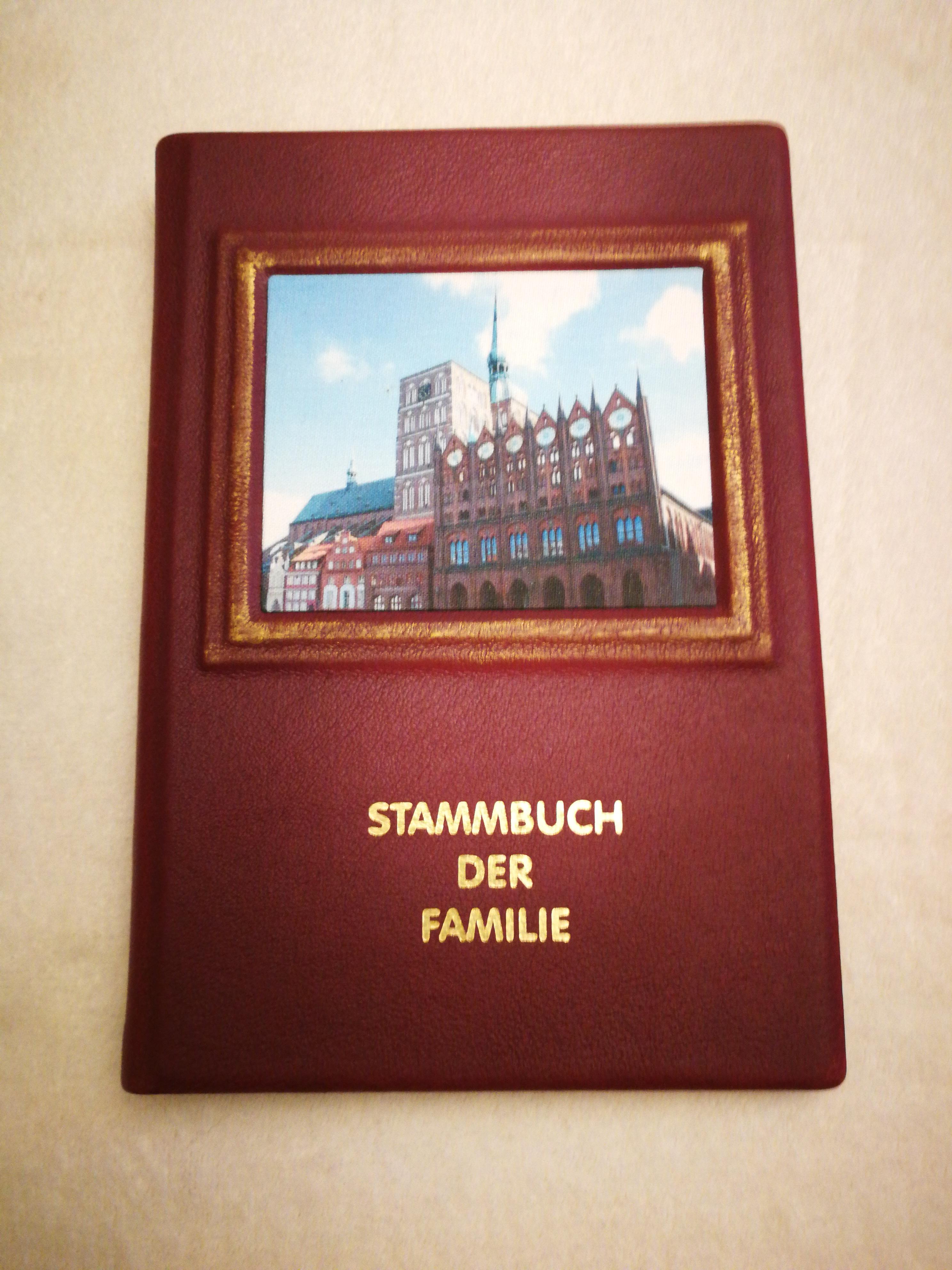 Stammbuch der Familie  tauschen