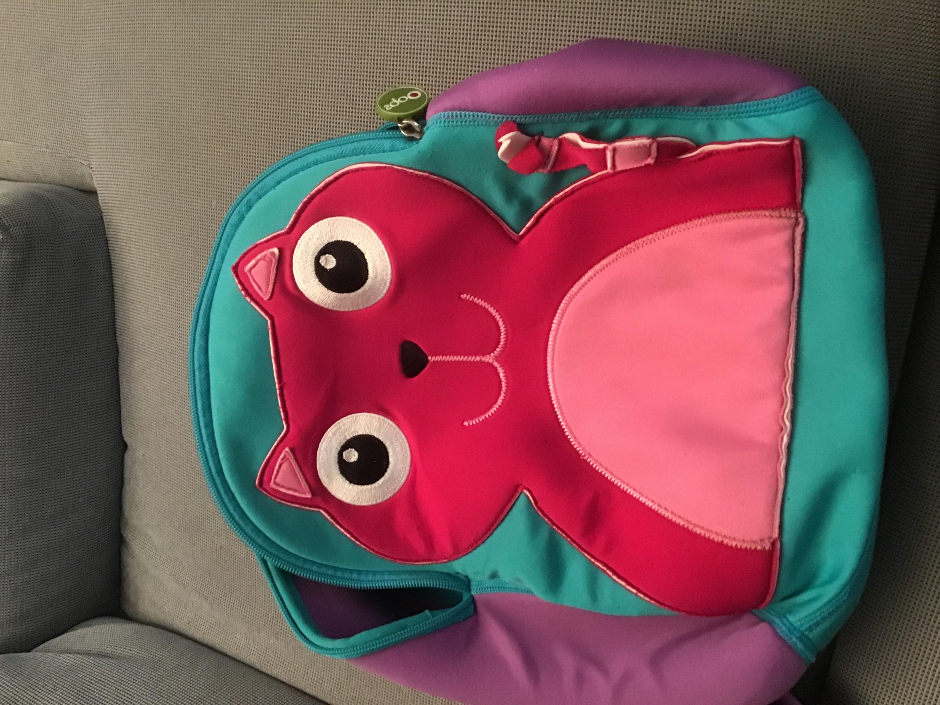 Rucksack für Kinder  tauschen